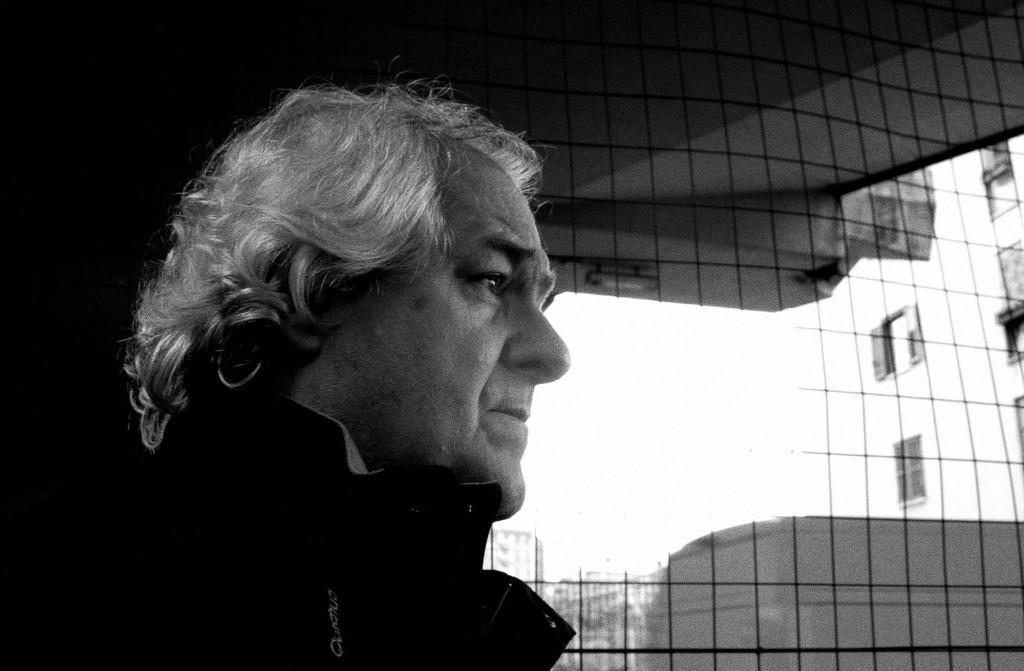 Milo De Angelis presenta Incontri e agguati a Poesia Festival '15