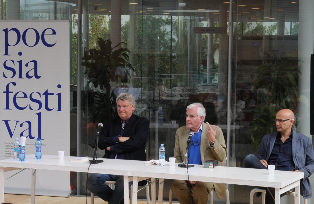 Alberto Bertoni e Nicola Crocetti