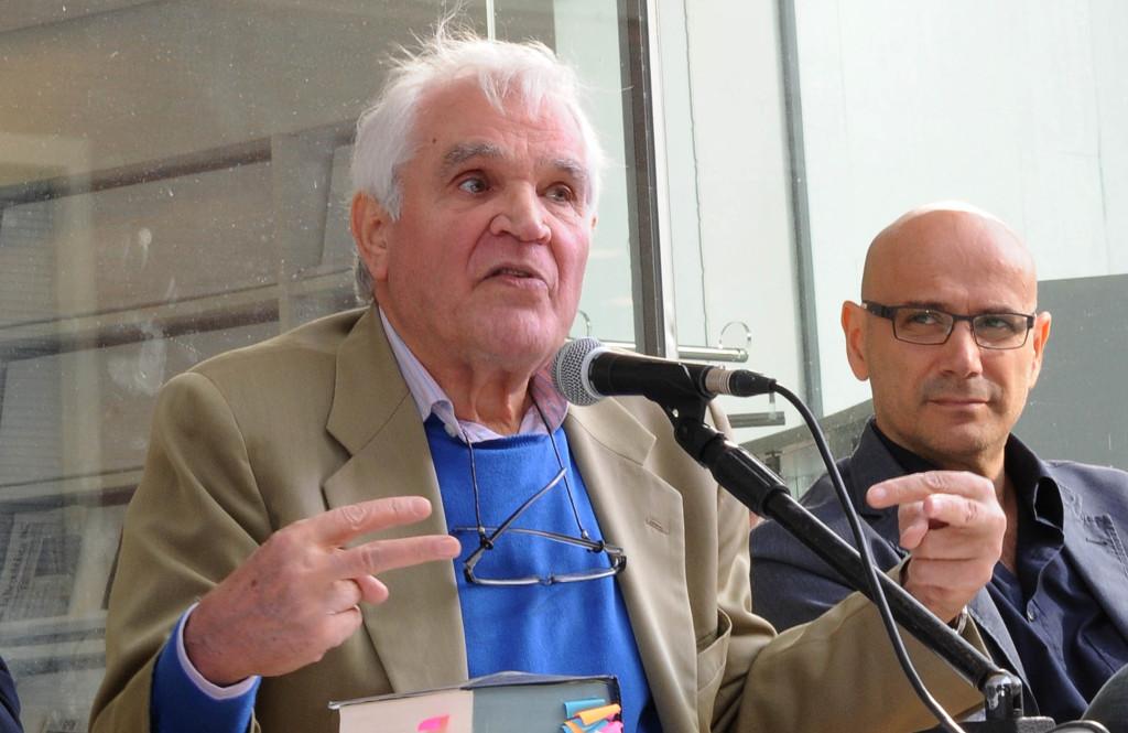 Nicola Crocetti e Roberto Galaverni