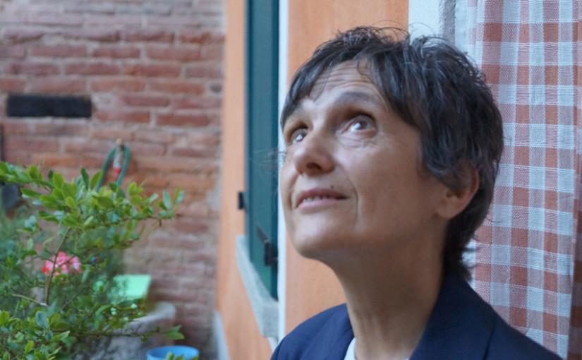 Chandra Livia Candiani a Poesia Festival '15