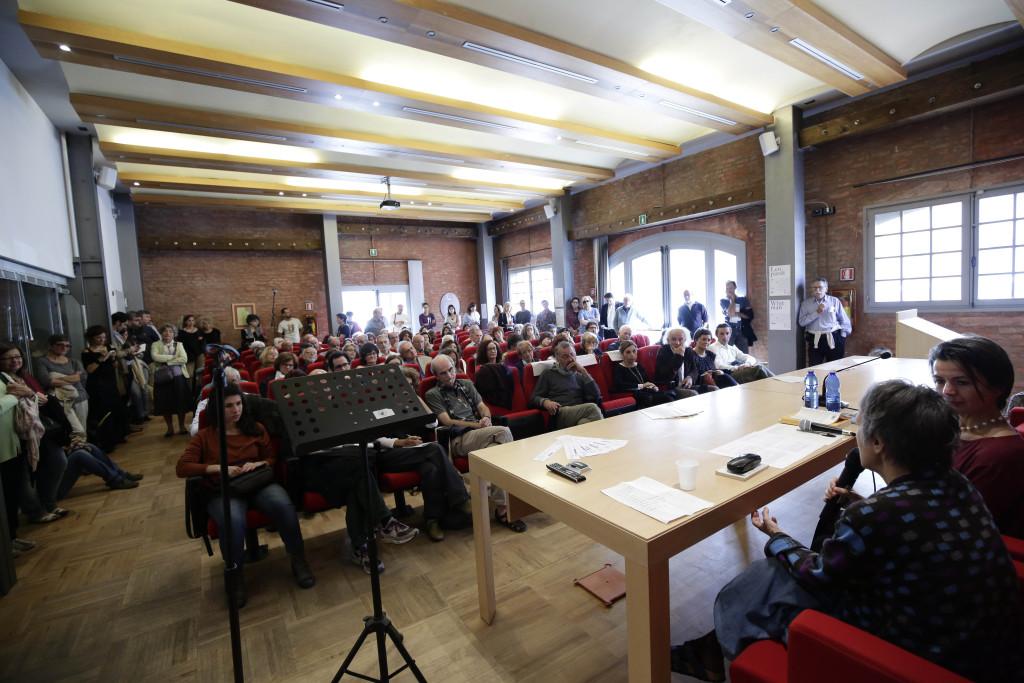 Il pubblico a Castelfranco Emilia