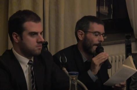 Guido Mattia Gallerani e Guido Monti