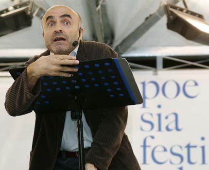 ivano marescotti poesia festival 2005 - sabato 1 ottobre 2005