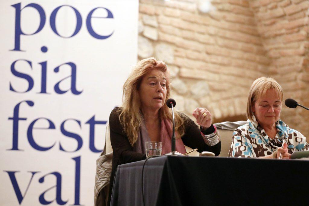 Jorie Graham e Antonella Francini