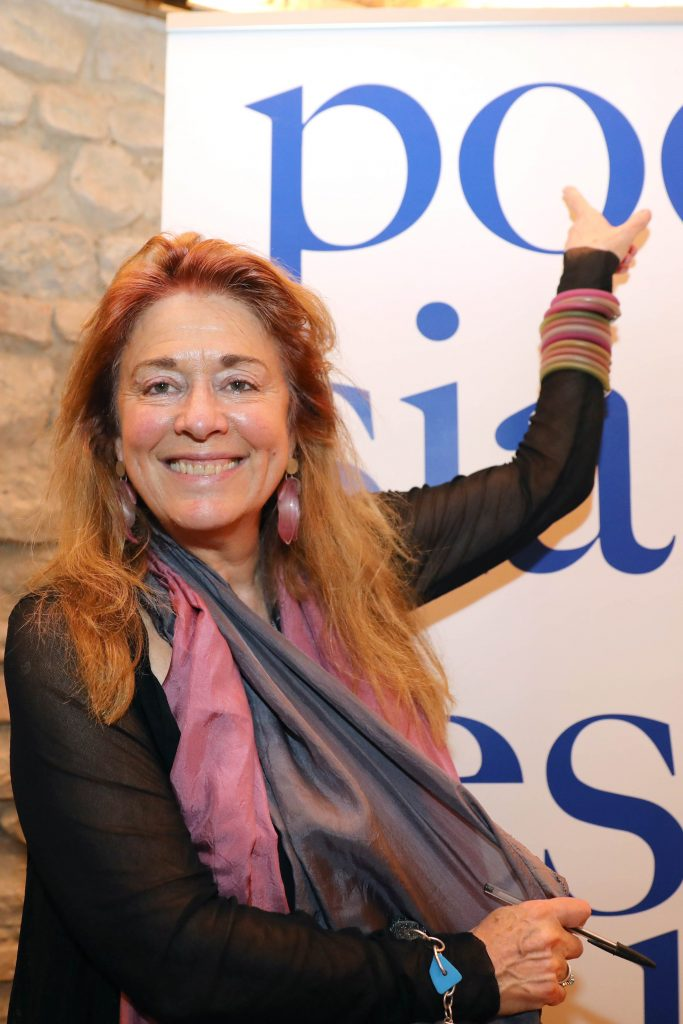 Jorie Graham Poesia Festival '16