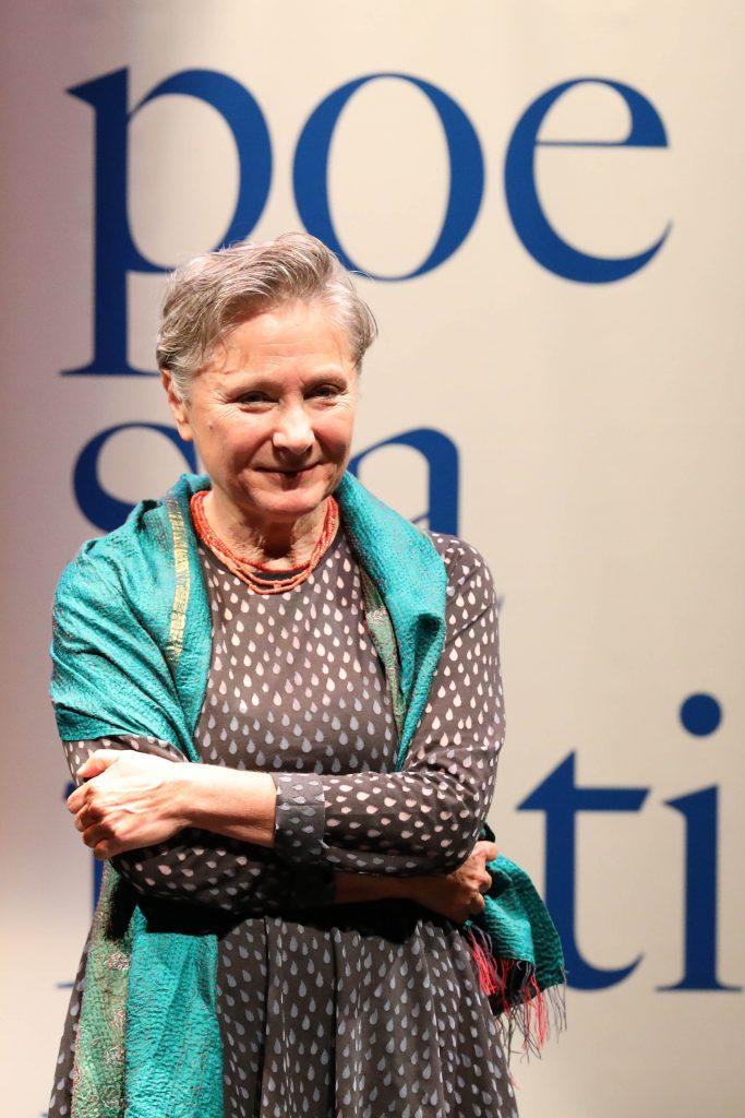 Mariangela Gualtieri Poesia Festival '16