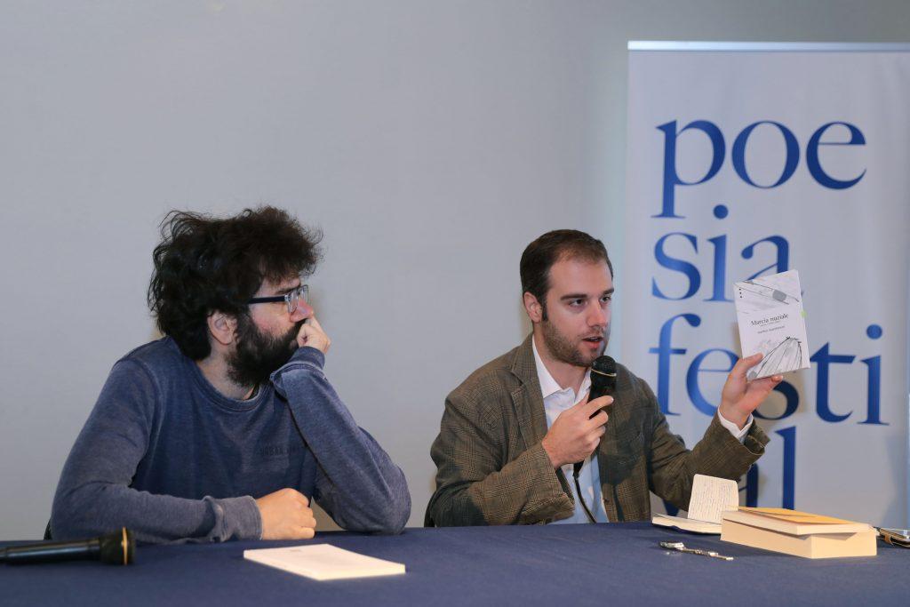 Matteo Marchesini e Guido Mattia Gallerani