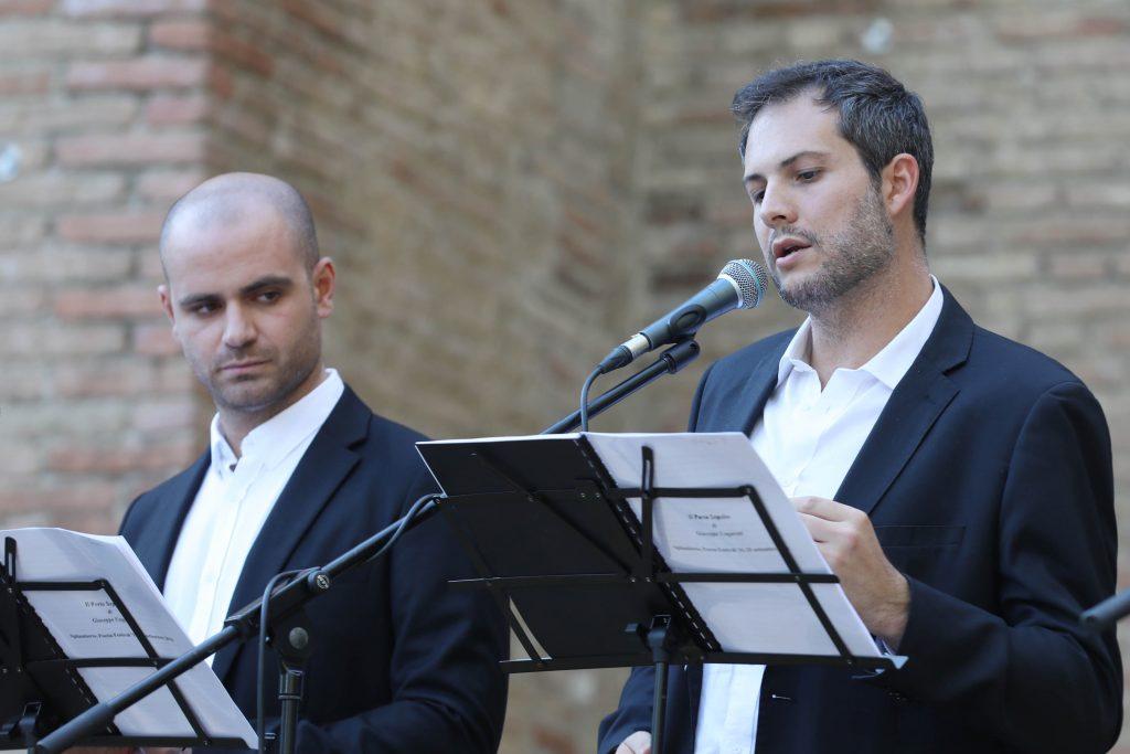 Michele Dell'Utri e Simone Francia