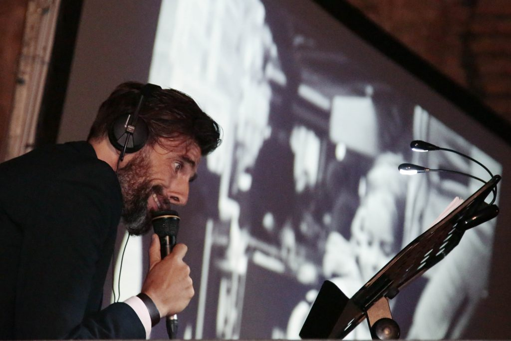 Parola Note Live Spilamberto Poesia Festival '16