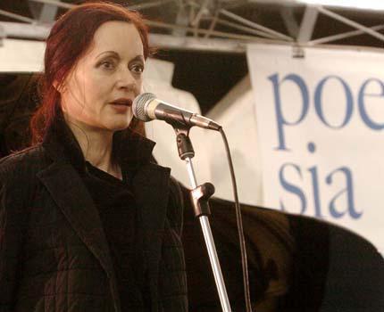patrizia valduga poesia festival 2005
