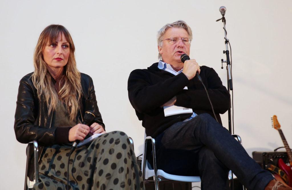 Alessia Natillo e Alberto Bertoni