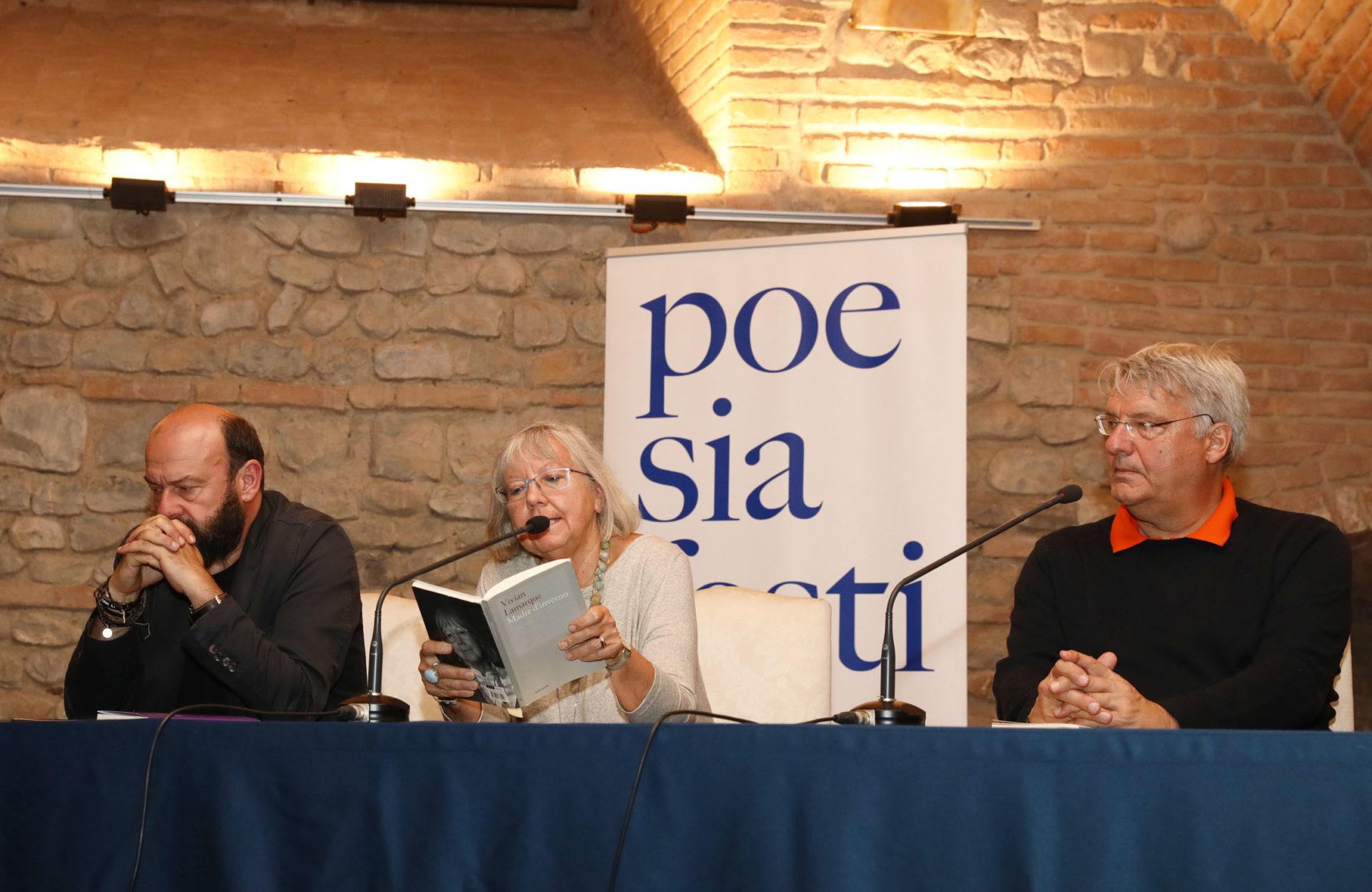 L'Alzheimer: la malattia, la cura, l'amore, la poesia a Poesia Festival '17 - photo© Serena Campanini