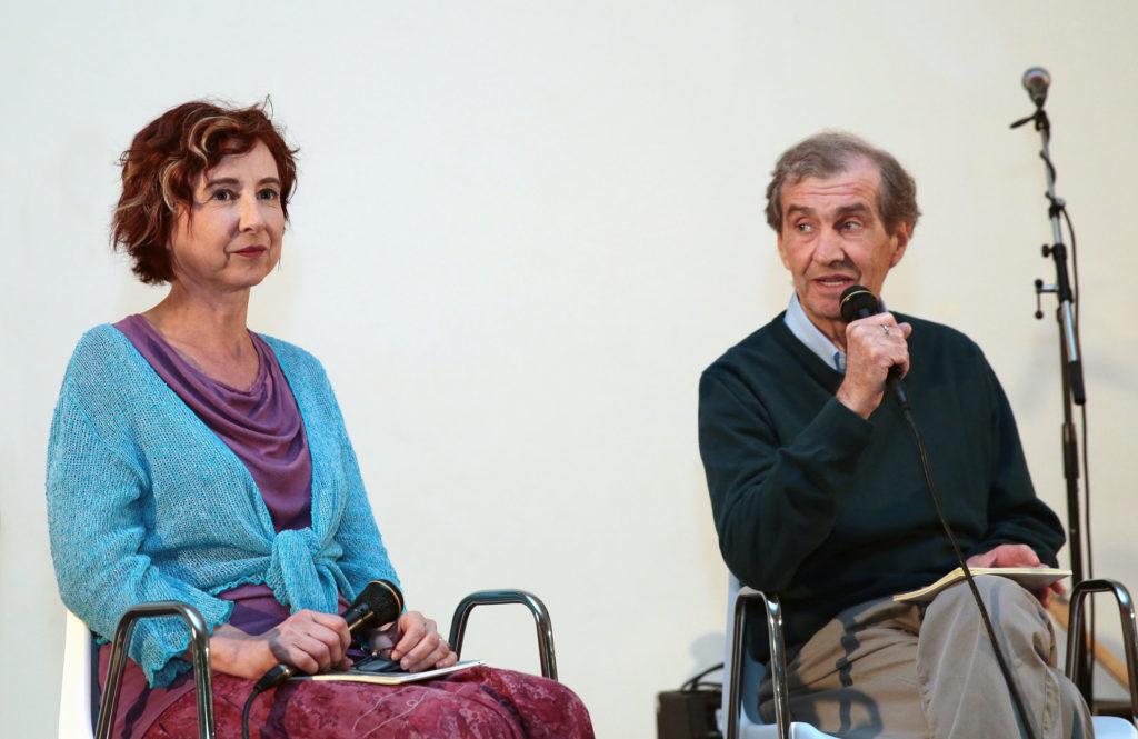 Antonella Kubler ed Emilio Rentocchini
