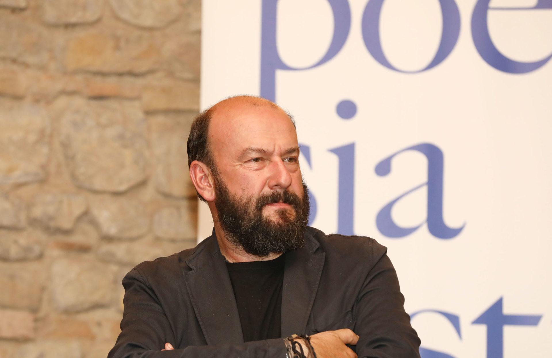 Davide Rondoni a Poesia Festival '17 - photo© Serena Campanini