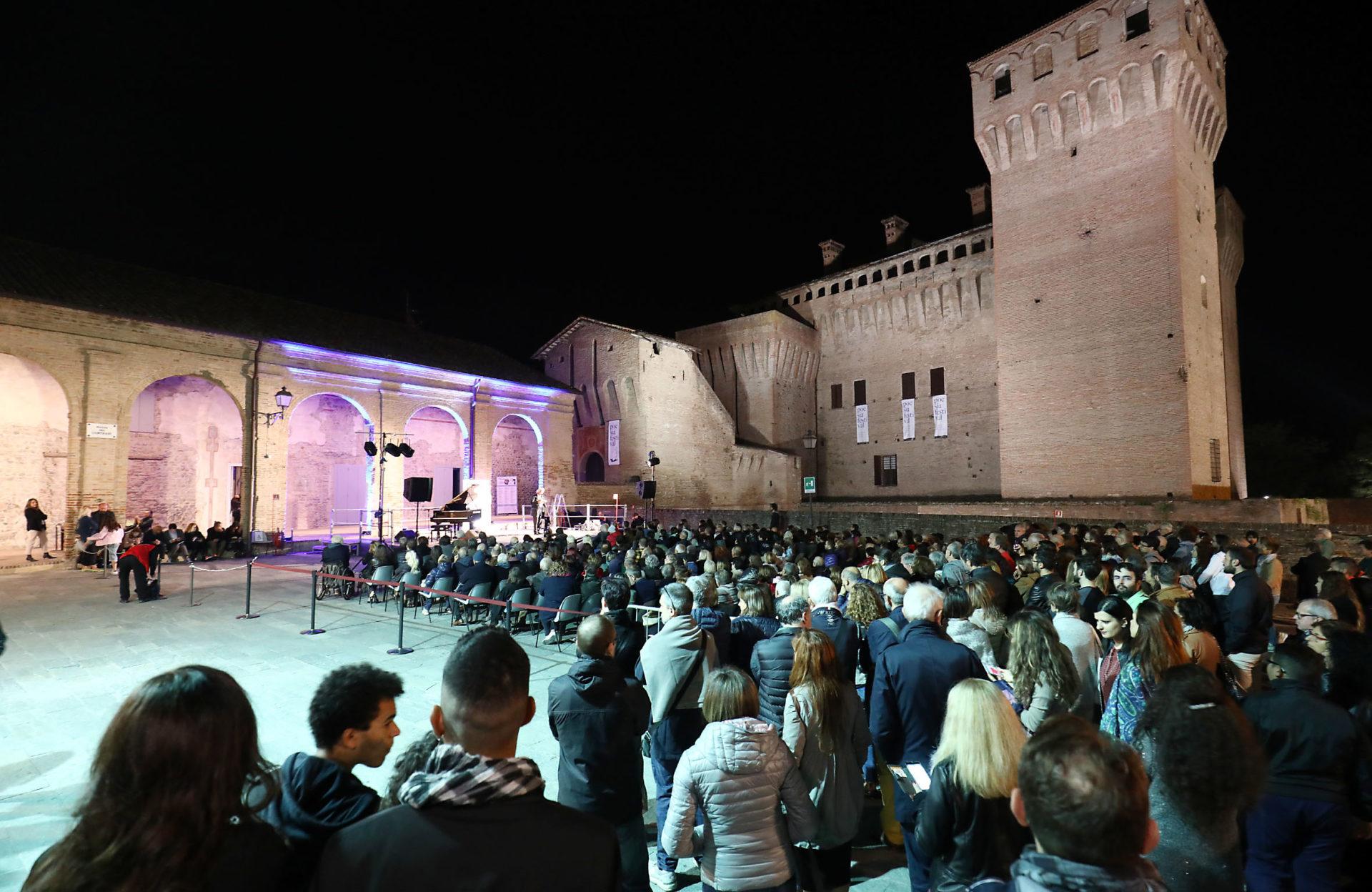 Gianni D'Elia a Poesia Festival '17 - photo© Serena Campanini