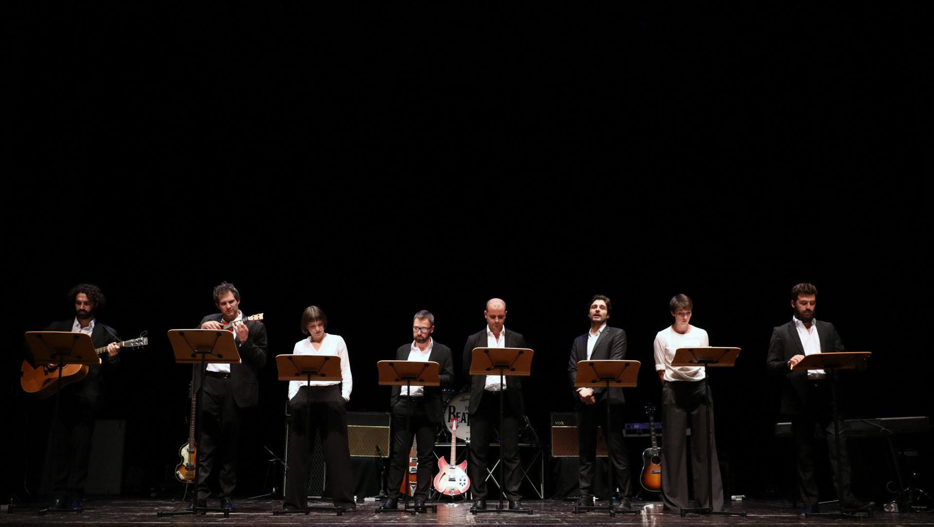 Immagina John Lennon - Poesia Festival '17 photo © Serena Campanini