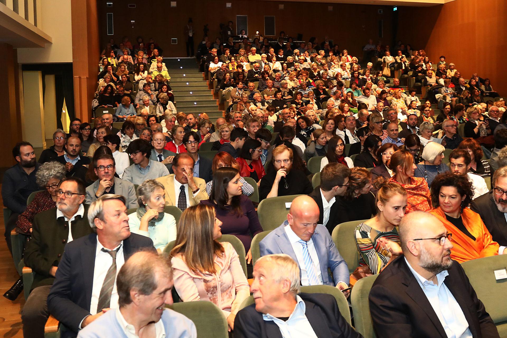 Inaugurazione Poesia Festival '17 :: photo Serena Campanini-Elisabetta Baracchi
