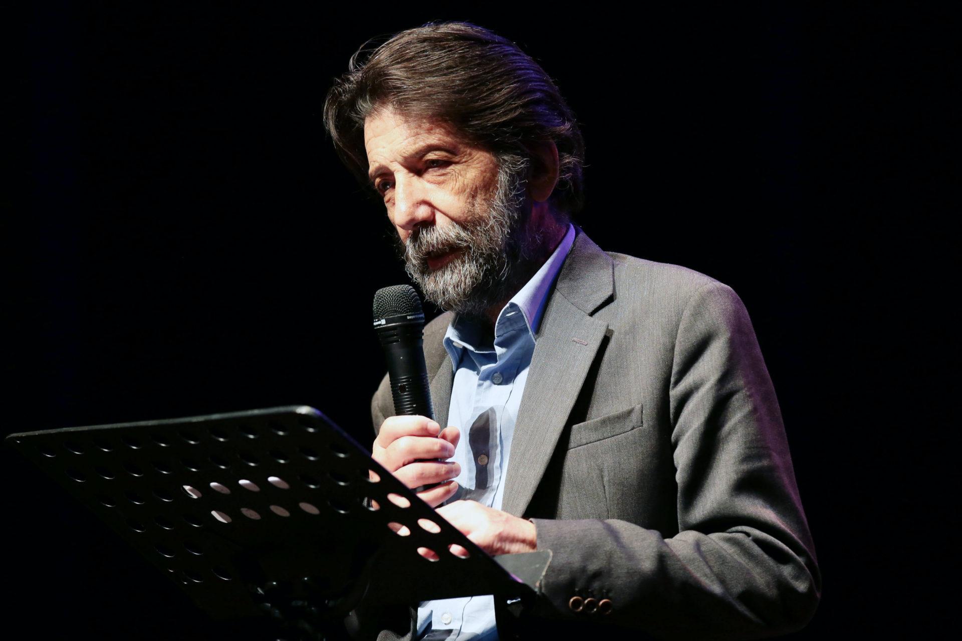 Massimo Cacciari ::photo Serena Campanini-Elisabetta Baracchi