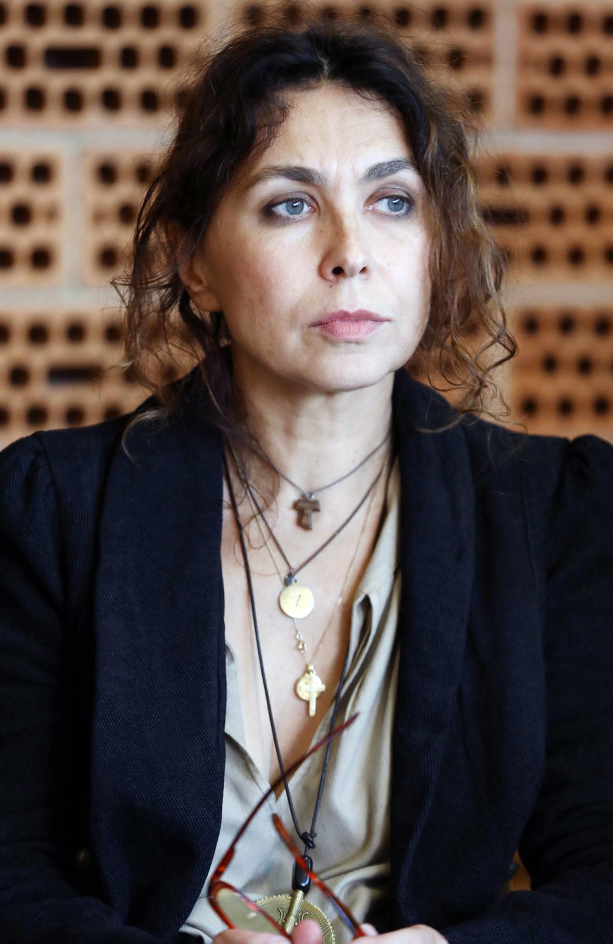 Nina Nasilli a Poesia Festival '17 - photo © S.Campanini