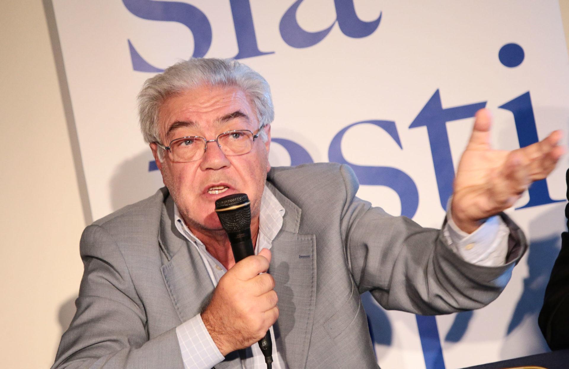 Nino De Vita a Poesia Festival '17 - photo © Elisabetta Baracchi