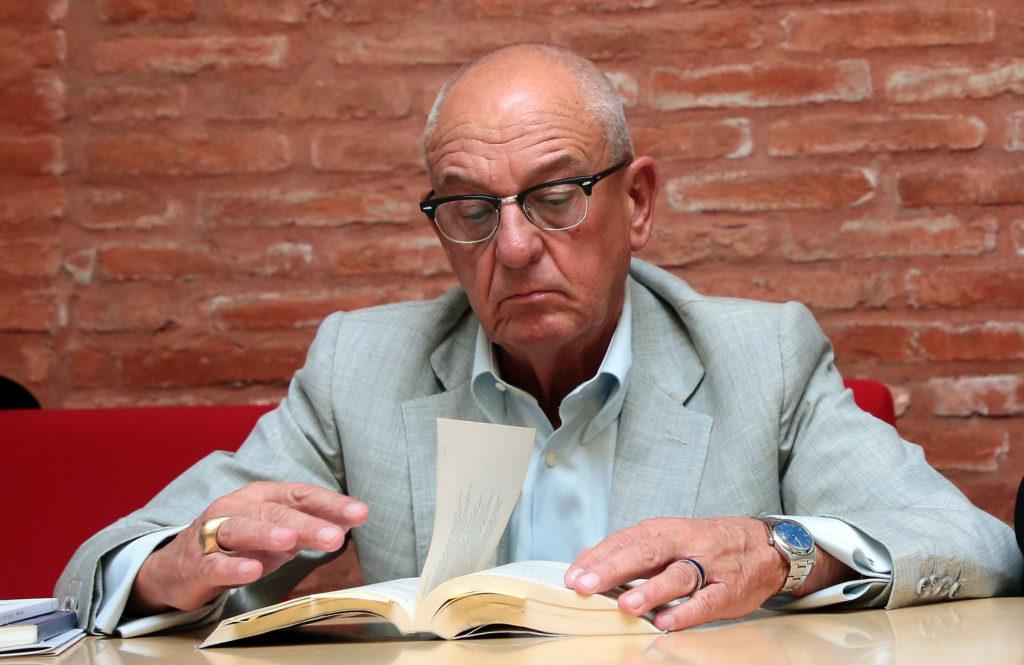 Roberto Mussapi - Poesia Festival '17 photo © Elisabetta Baracchi