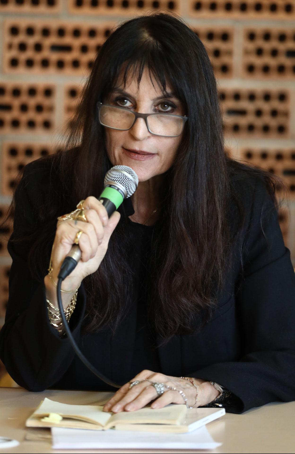 Silvia Bre a Poesia Festival '17 - photo © S.Campanini