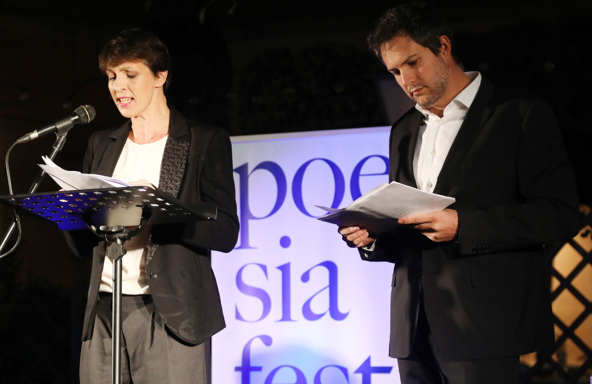 Diana Manea e Simone Francia - photo© Elisabetta Baracchi