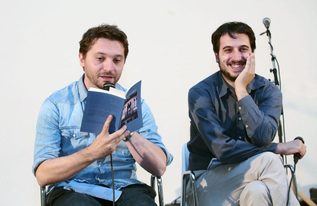Stefano Serri e Marco Bini