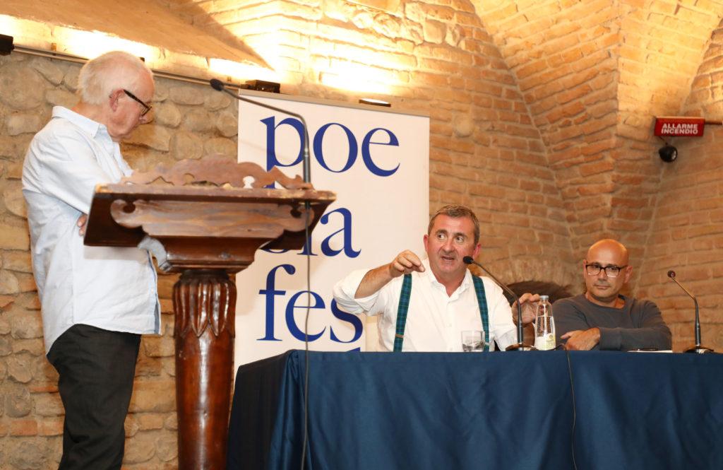 Willem Van Toorn, Vito e Roberto Galaverni - photo © Serena Campanini