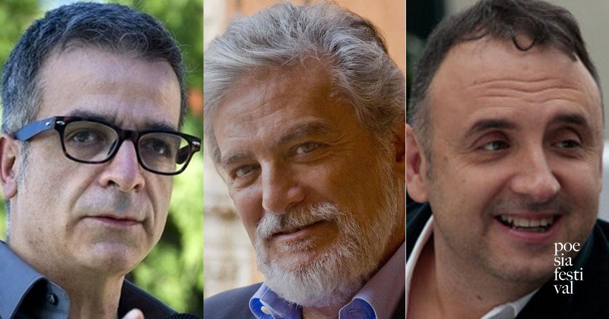 marcello fois roberto pazzi paolo fabrizio iacuzzi poesia festival 2018