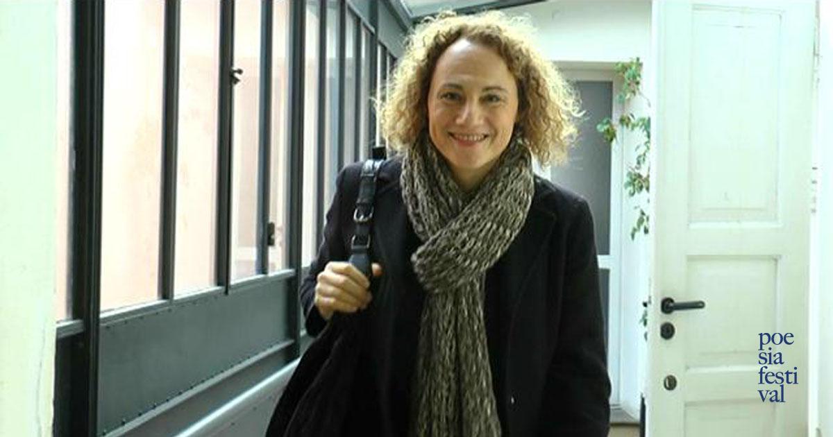 neviana calzolari poesia festival 2018