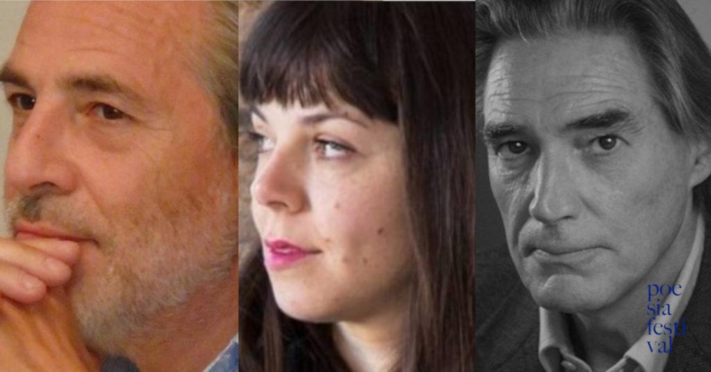 massimo scrignoli maria giorgia ulbar alessandro ceni poesia festival '19