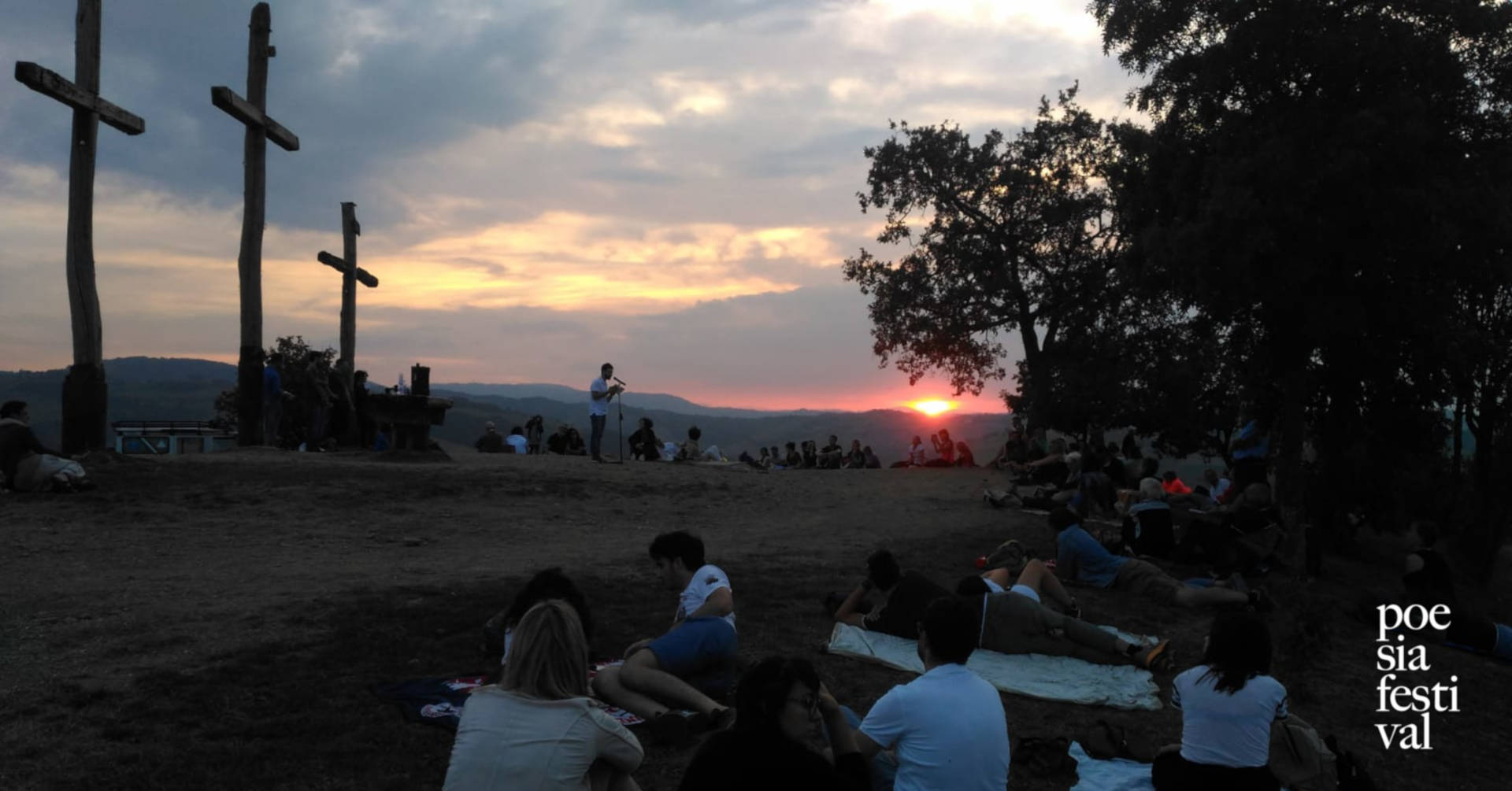 non credete solo a ciò che vedete monte tre croci poesia festival 19