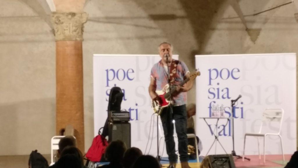 antonio rigo righetti come si fa la poesia spilamberto poesia festival modena