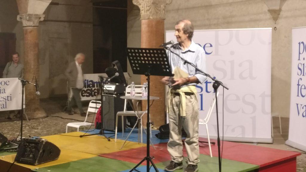 emilio rentocchini come si fa la poesia spilamberto poesia festival modena