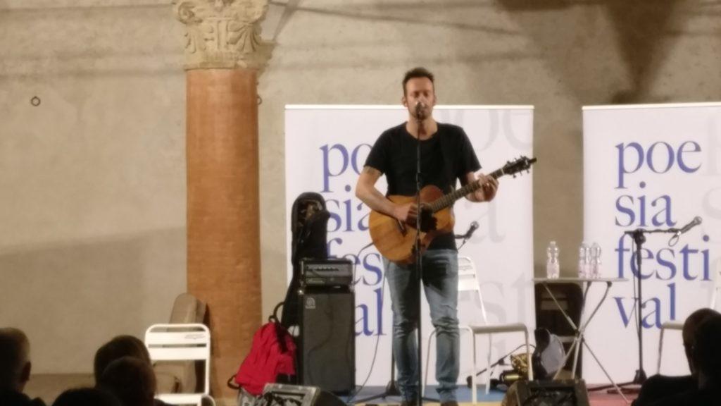 marco baroni come si fa la poesia spilamberto poesia festival modena