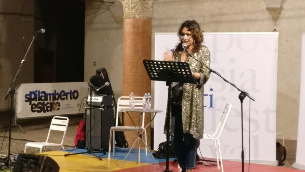 nina nasilli come si fa la poesia spilamberto poesia festival modena