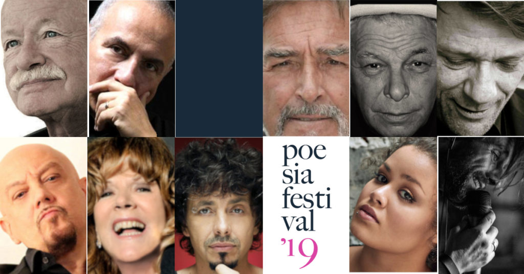 spettacoli a poesia festival '19