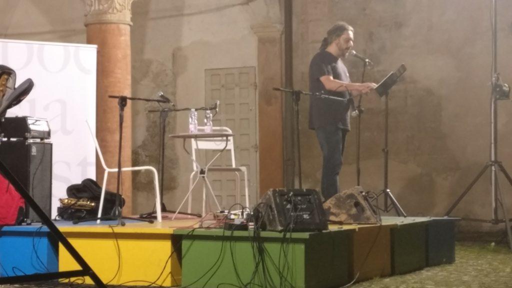 stefano massari come si fa la poesia spilamberto poesia festival modena