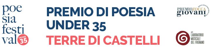 poesia festival bando premio poesia under35 edizione 2020