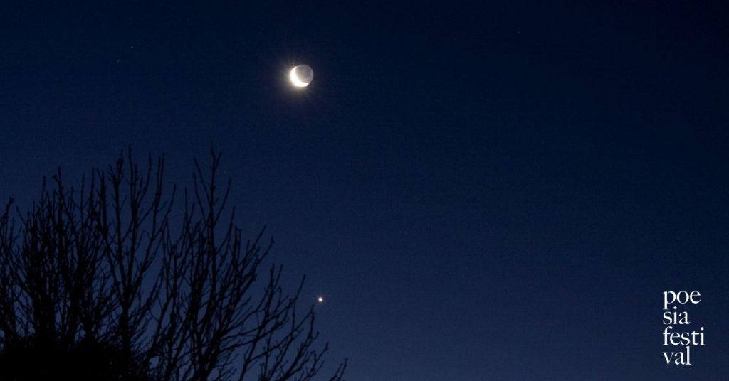 la notte la luna la poesia poesia festival 20